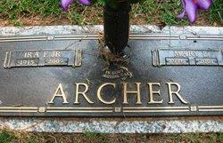 Ira F <i>Brennecke</i> Archer, Jr