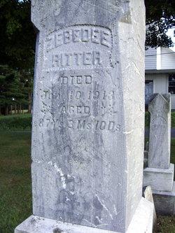 Zebedee Ritter