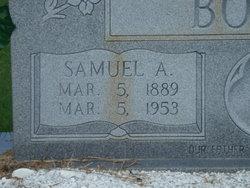 Samuel A. Bowen