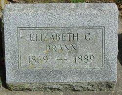 Elizabeth Ellen Lizzie <i>Clark</i> Brann