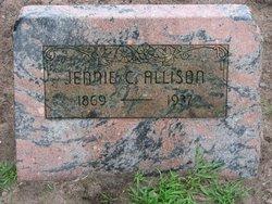 Jennie <i>Robinson</i> Allison