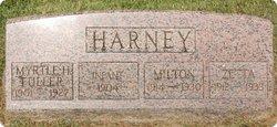 Myrtle Florence <i>Harney</i> Fuller