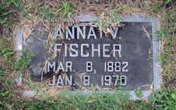 Anna Virginia <i>Bennett</i> Fischer