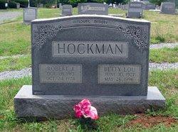 Robert J Hockman