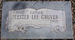 Lester Lee Gruver
