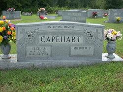 Cecil Shannon Capehart