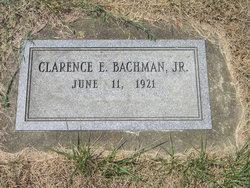 Clarence E Bachman, Jr
