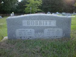 Vernon Andrew Bobbitt