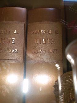 Rebecca Elizabeth <i>Ford</i> Bintz