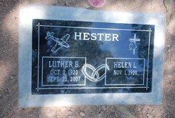 Helen Louise <i>Torrence</i> Hester
