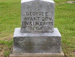 George Edwin Davis