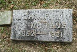 John F. Ahrens