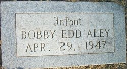 Bobby Edd Aley