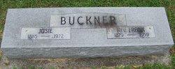 Rev William F. Buckner