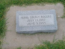 Pearl Eberly Rogers