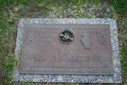 Ada H Christopher