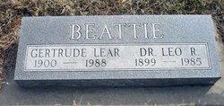 Gertrude L. <i>Lear</i> Beattie