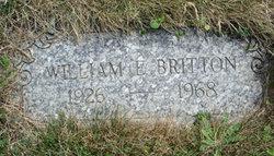 William Edward Britton