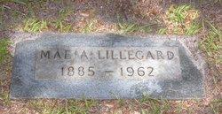 Mae <i>Axelson</i> Lillegard