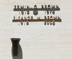 Erwin G. Brown