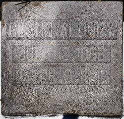Claud Albury