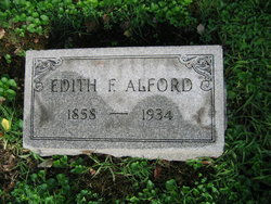 Edith F. Alford