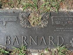 Cecil Olney Barnard