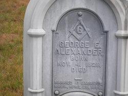 George E. Alexander