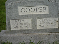 Mary Francis <i>Browning</i> Cooper