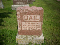 Elizabeth <i>Turner</i> Dail