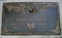 Hazel <i>Avery</i> Barry