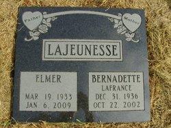 Elmer Lajeunesse