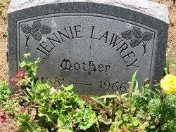 Jennie Agens Lawrey