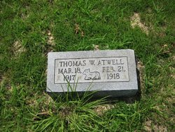 Thomas W Infant Atwell