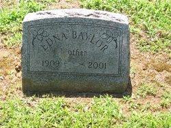 Edna <i>Lawrey</i> Baylor