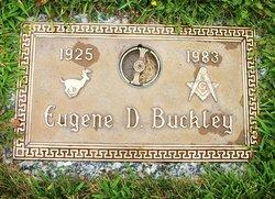 Eugene D. Buck Buckley