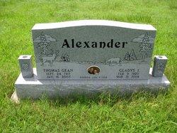Gladys I <i>Rowden</i> Alexander