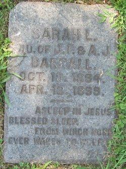 Sarah L. Barrall