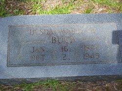 Desda <i>Wardlaw</i> Buck