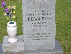 Carolyn Marie <i>Kemp</i> Edwards