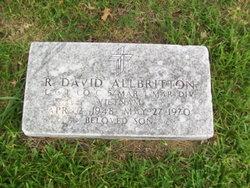 R. David Allbritton