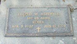 Lloyd William Ashwill