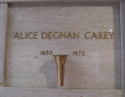 Alice Degnan Carey