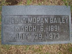 Luella <i>Moran</i> Bailey