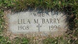 Lila Maude <i>Hunter</i> Barry