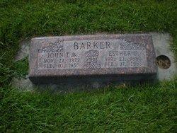 Esther Eleanor <i>Henderson</i> Barker