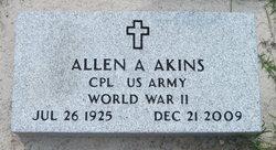 CPL Allen A. Akins