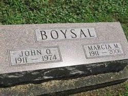 Marcia <i>Morgan</i> Boysal