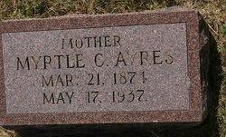 Myrtle C Ayres