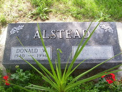 Donald W Alstead